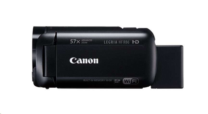 Canon Legria HF R86 - Premium kit
