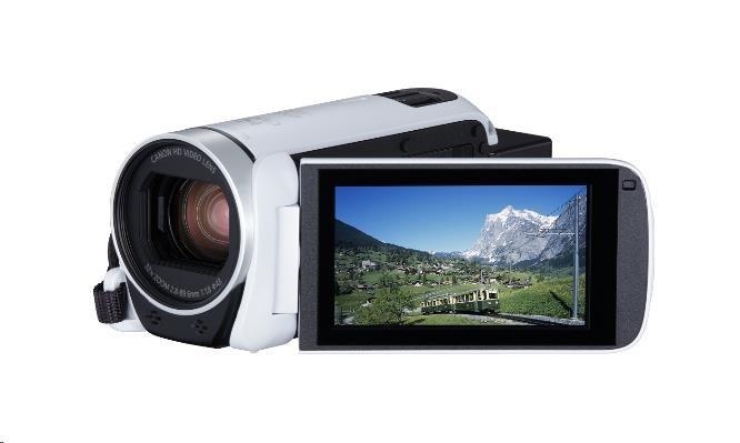 Canon Legria HF R806 bílá - Essential kit