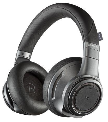 PLANTRONICS stereo Bluetooth Headset Backbeat PRO+, černá