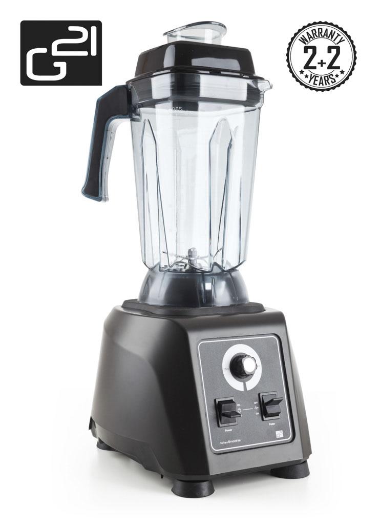 Blender G21 Perfect smoothie Black - poškozený obal