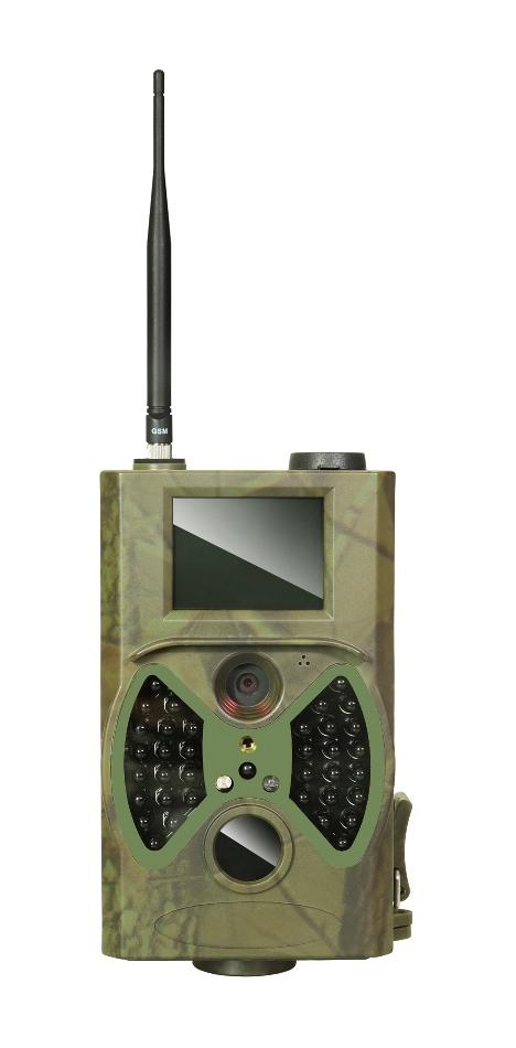 EVOLVEO StrongVision S2, outdorová kamera/fotopast/časosběr/MMS/Email