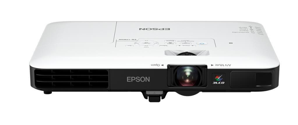 EPSON projektor EB-1785W, 1280x800, 3200ANSI, 10000:1, HDMI, USB 3-in-1,MHL, WiFi, 1,8kg