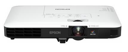 EPSON projektor EB-1781W, 1280x800, 3200ANSI, 10000:1, HDMI, USB 3-in-1,MHL, WiFi, 1,8kg