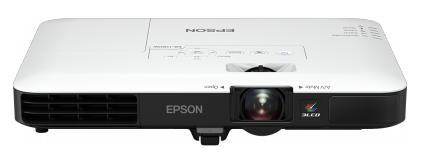 EPSON projektor EB-1780W, 1280x800, 3000ANSI, 10000:1, HDMI, USB 3-in-1,MHL, WiFi, 1,8kg