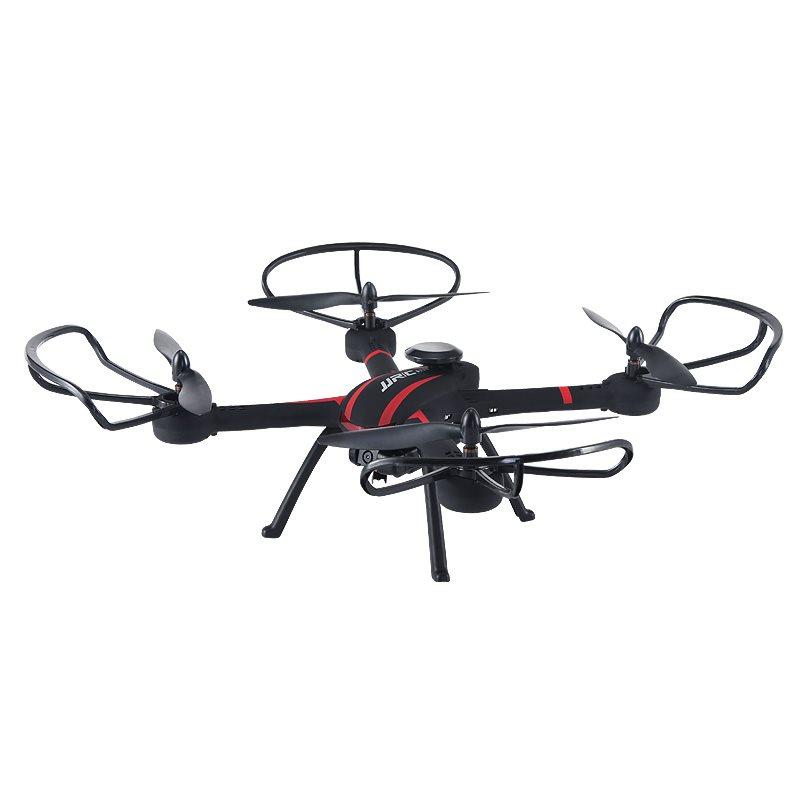 JJR/C H11WH Dron 2.4G 4 kanálový, 6osý gyroskop, kamera 640 x 480, WiFi, modrá