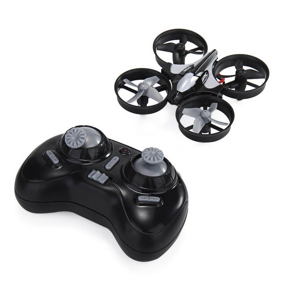 JJR/C H36 Mini Dron 2.4G 4 kanálový, 6osý gyroskop, šedá