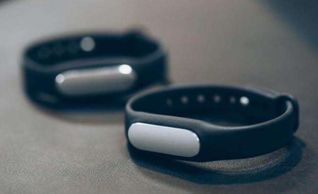 Xiaomi chytrý fitness náramek Mi Band 1S - international, černá