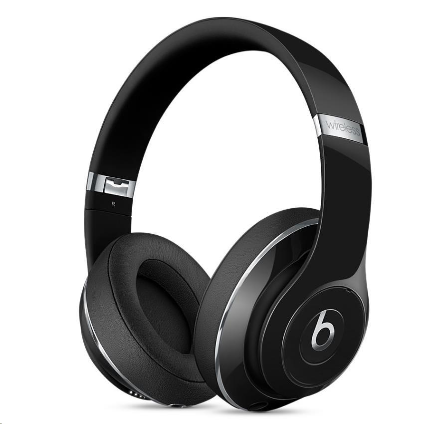 Beats Studio Wireless Over-Ear Headphones - Gloss Black