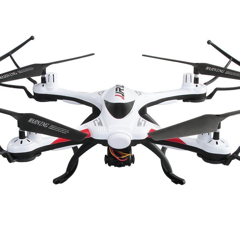 JJR/C H31 Dron 2.4G 4 kanálový, 6osý gyroskop, kamera 640 x 480, WiFi FPV, bílá