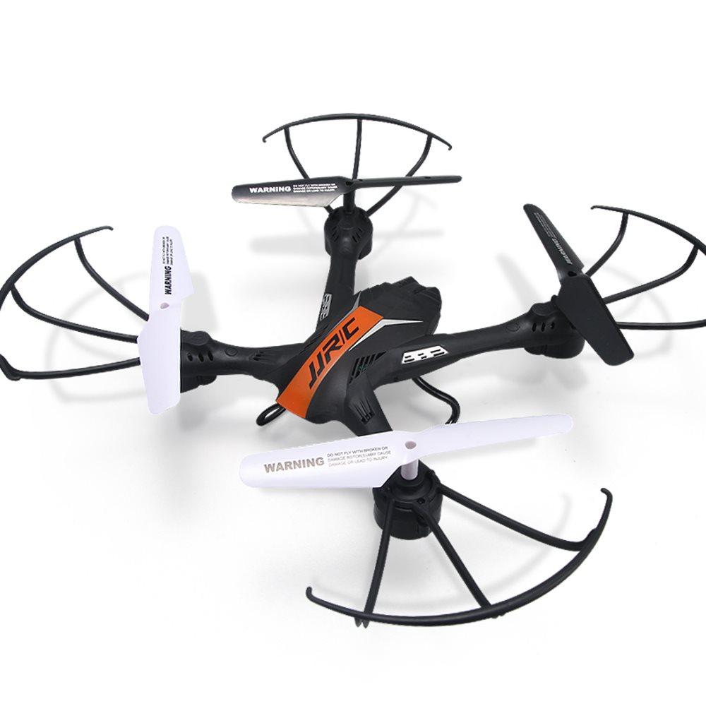 JJR/C H33 Dron 2.4G 4 kanálový, 6osý gyroskop, kamera 1280 x 720, oranžová