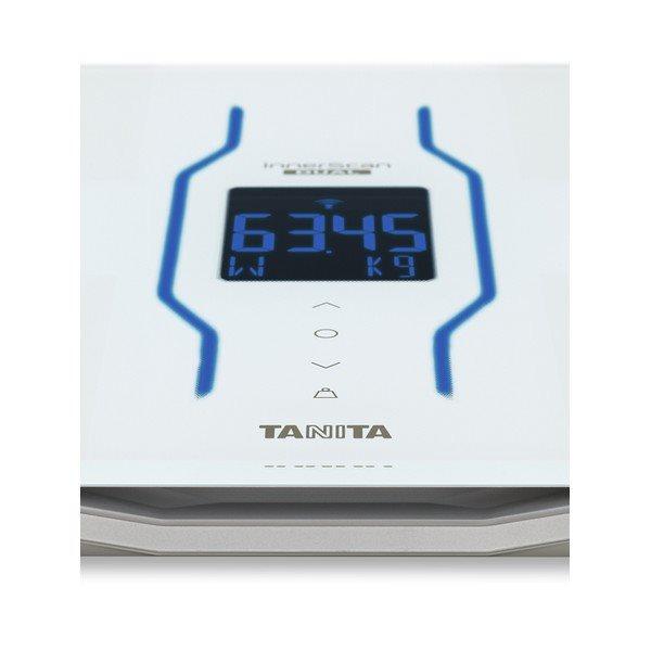 Tanita RD-901 bílá, osobní váha s pokročilými funkcemi