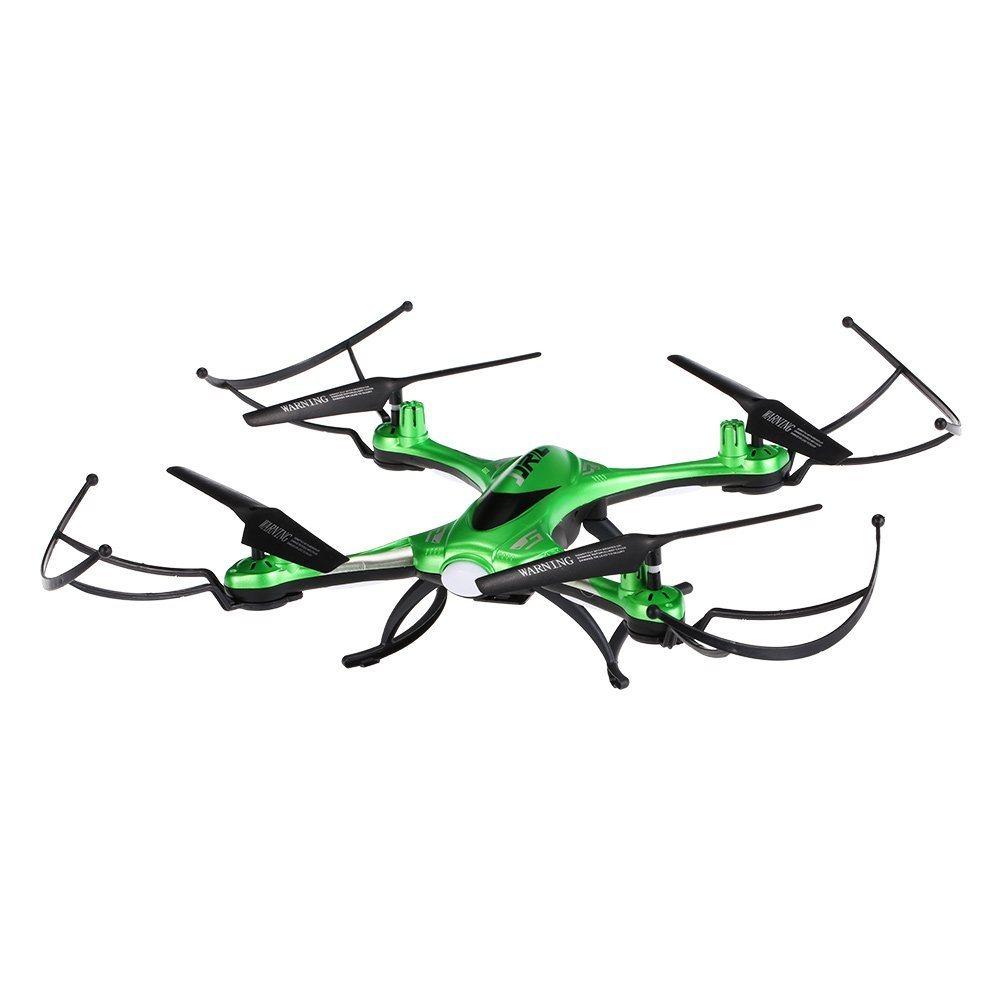 JJR/C H31 Dron 2.4G 4 kanálový, 6osý gyroskop, bez kamery, vodě odolný, zelená