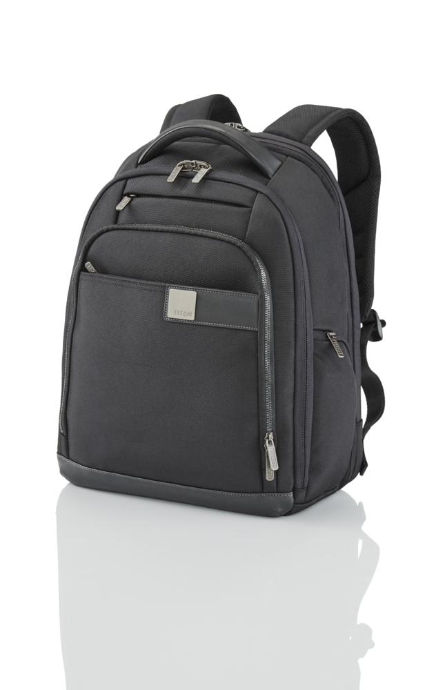 Titan Power Pack Backpack Black