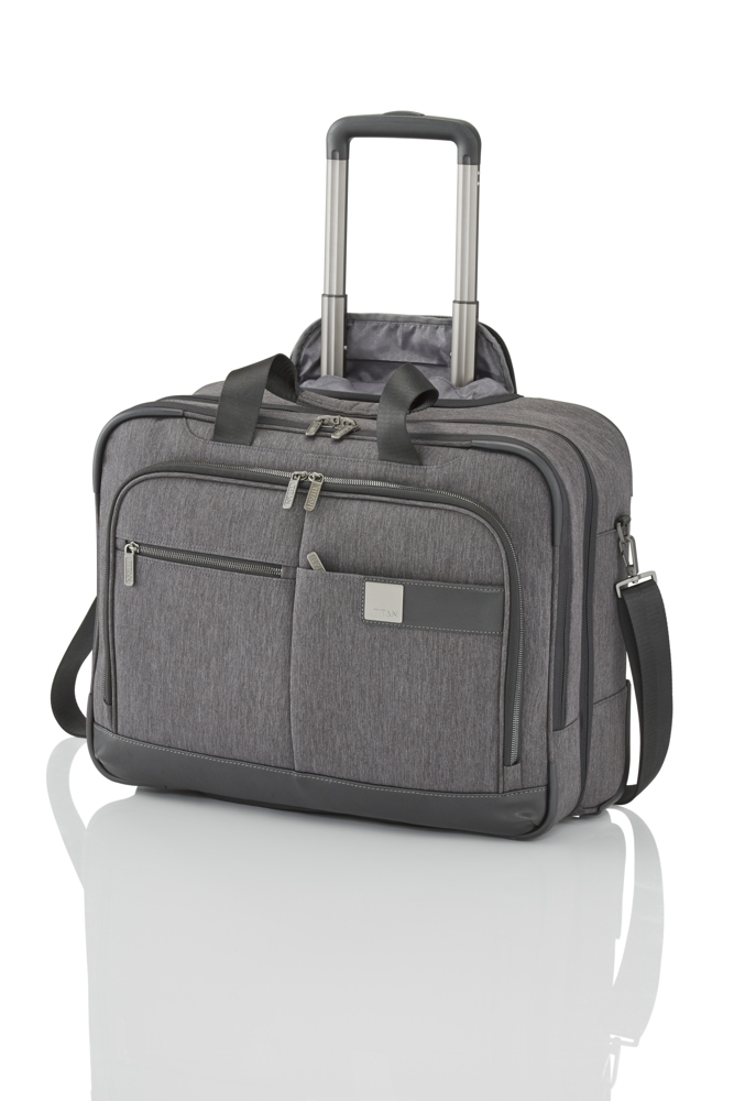 Titan Power Pack 2w Business Wheeler Anthracite
