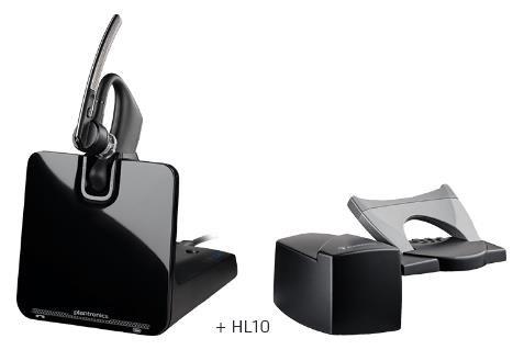 PLANTRONICS Bluetooth Headset Voyager Legend CS B335 + HL10
