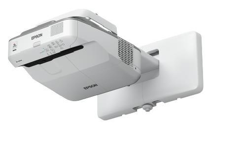 EPSON projektor EB-680 - 1024x768, 3500ANSI, HDMI, VGA, SHORT, 10000h ECO životnost lampy, interaktivní,pera
