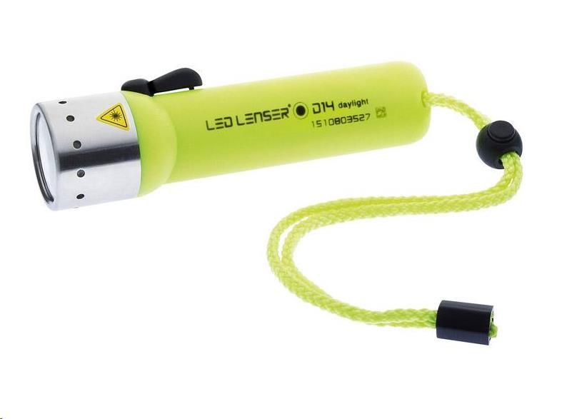 LEDLENSER D14.2 DAYLIGHT LED ruční svítilna - box