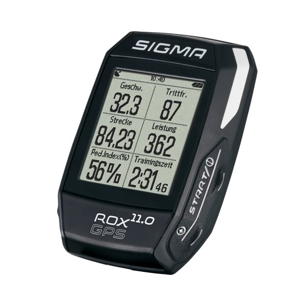 Sigma ROX 11.0 GPS Set, černá