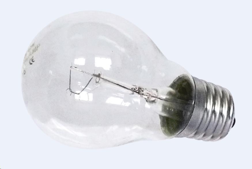 TECHLAMP Žárovka E27 240V 100W čirá pro prům. použití