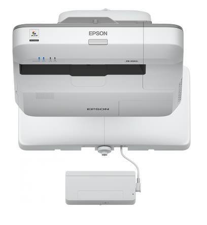 EPSON projektor EB-696Uii - 1920x1200, 3800ANSI, HDMI, VGA, SHORT, interaktivní