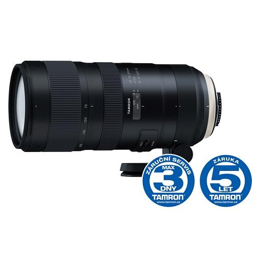 Objektiv Tamron SP 70-200mm F/2.8 Di VC USD G2 pro Nikon