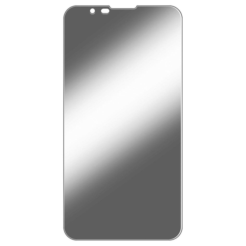 Hama Crystal Clear Screen Protector for LG X Mach, 2 pieces