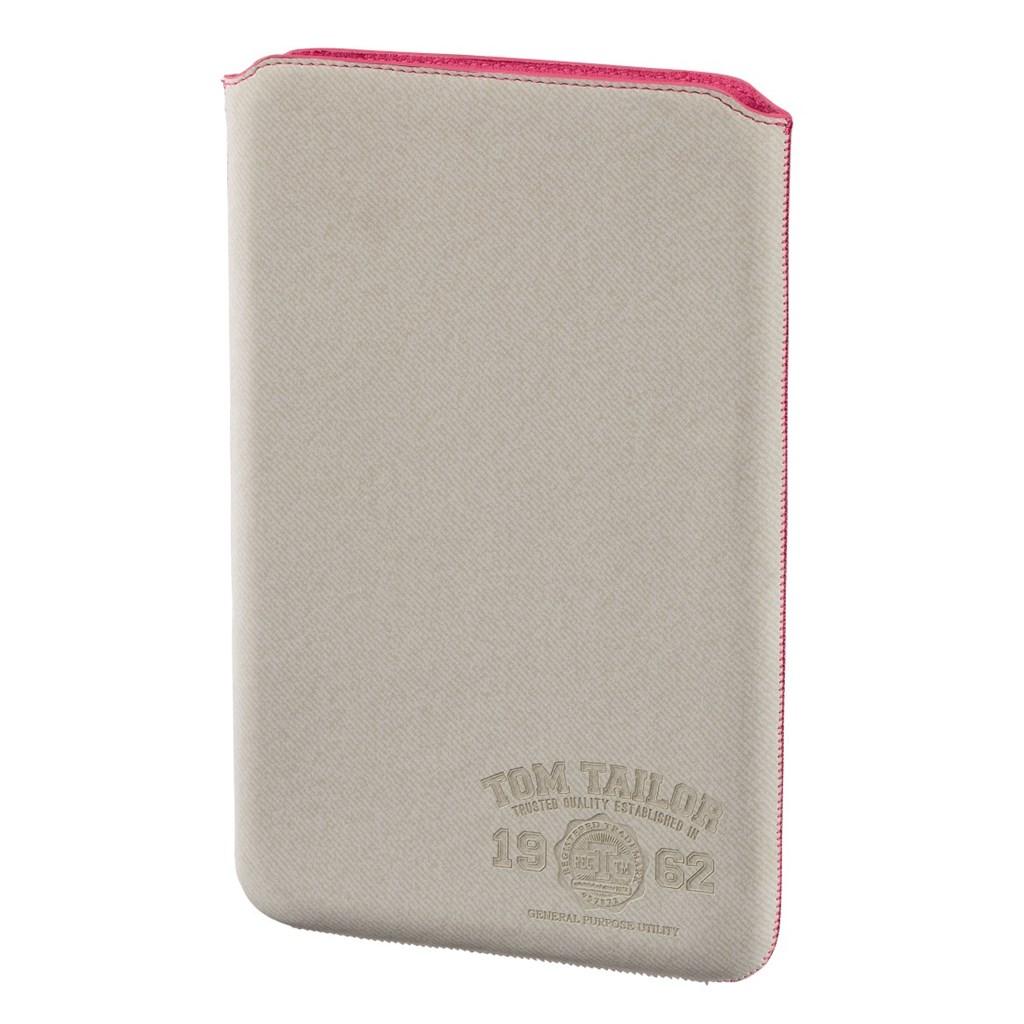 """TOM TAILOR Canvas Pouch pouzdro na tablet do 25,6 cm (10,1""""), šedé"""
