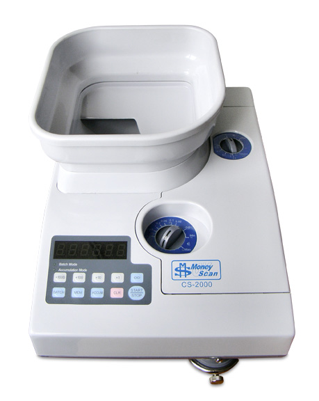 MoneyScan CS-2000