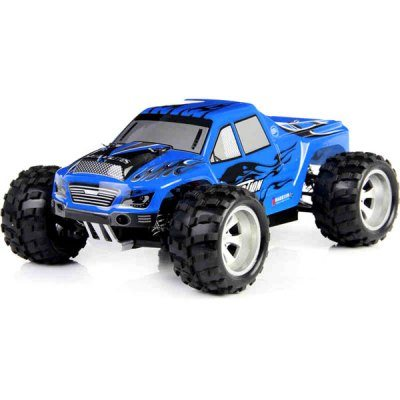 JJR/C Off-Road auto 2.4G 1:18 RC, A979, modrá