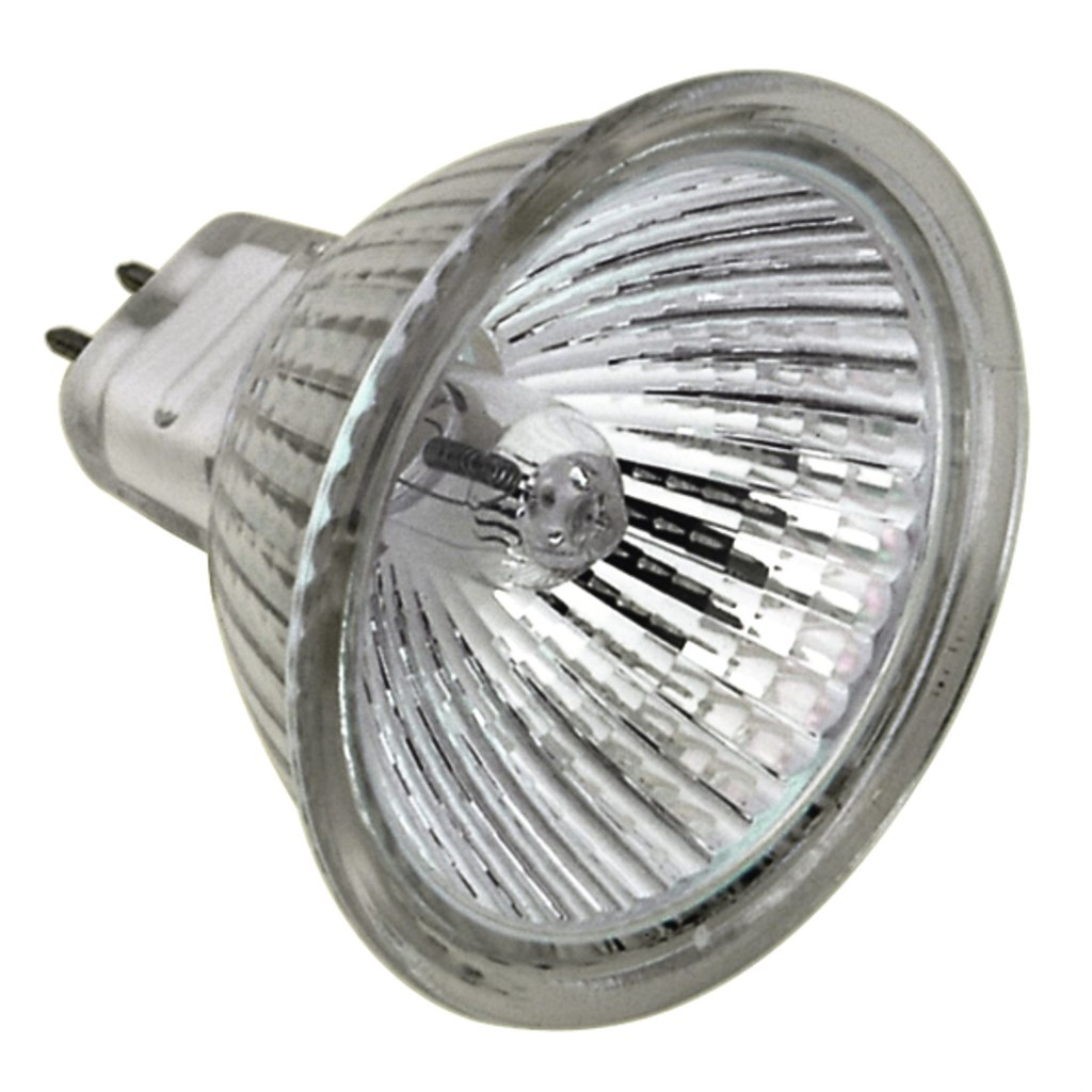 Xavax LV Halogen Reflector Bulb, 20W, GU5.3, MR16, warm white
