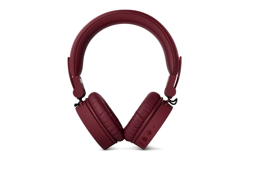 FRESH ´N REBEL Caps Bluetooth sluchátka, Ruby, rubínově červená