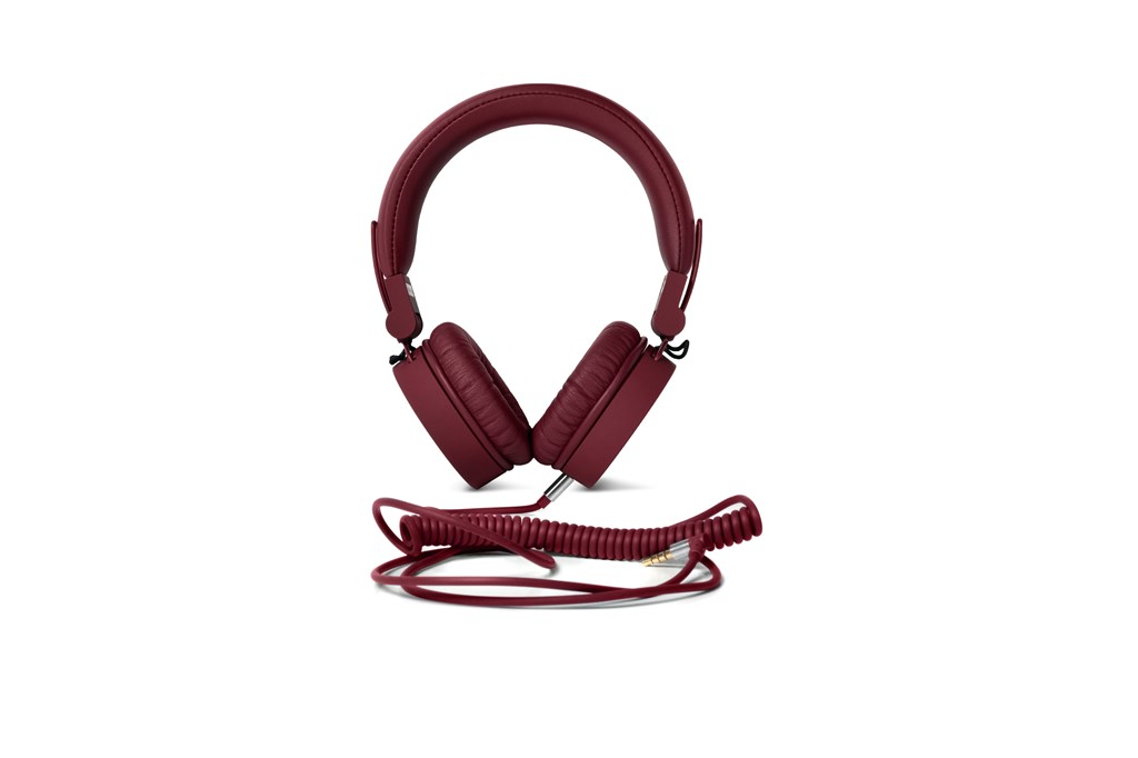 FRESH ´N REBEL Caps sluchátka, Ruby, rubínově červená