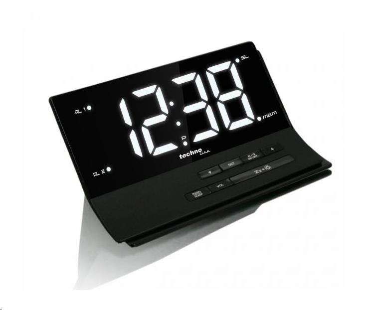 TechnoLine WT 482 - digitální budík