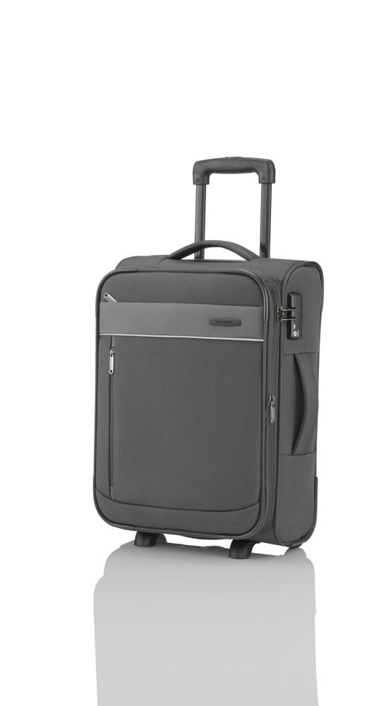 Travelite Delta 2w S Grey