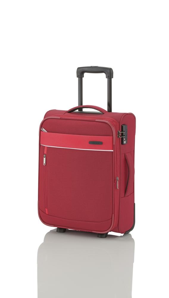 Travelite Delta 2w S Red
