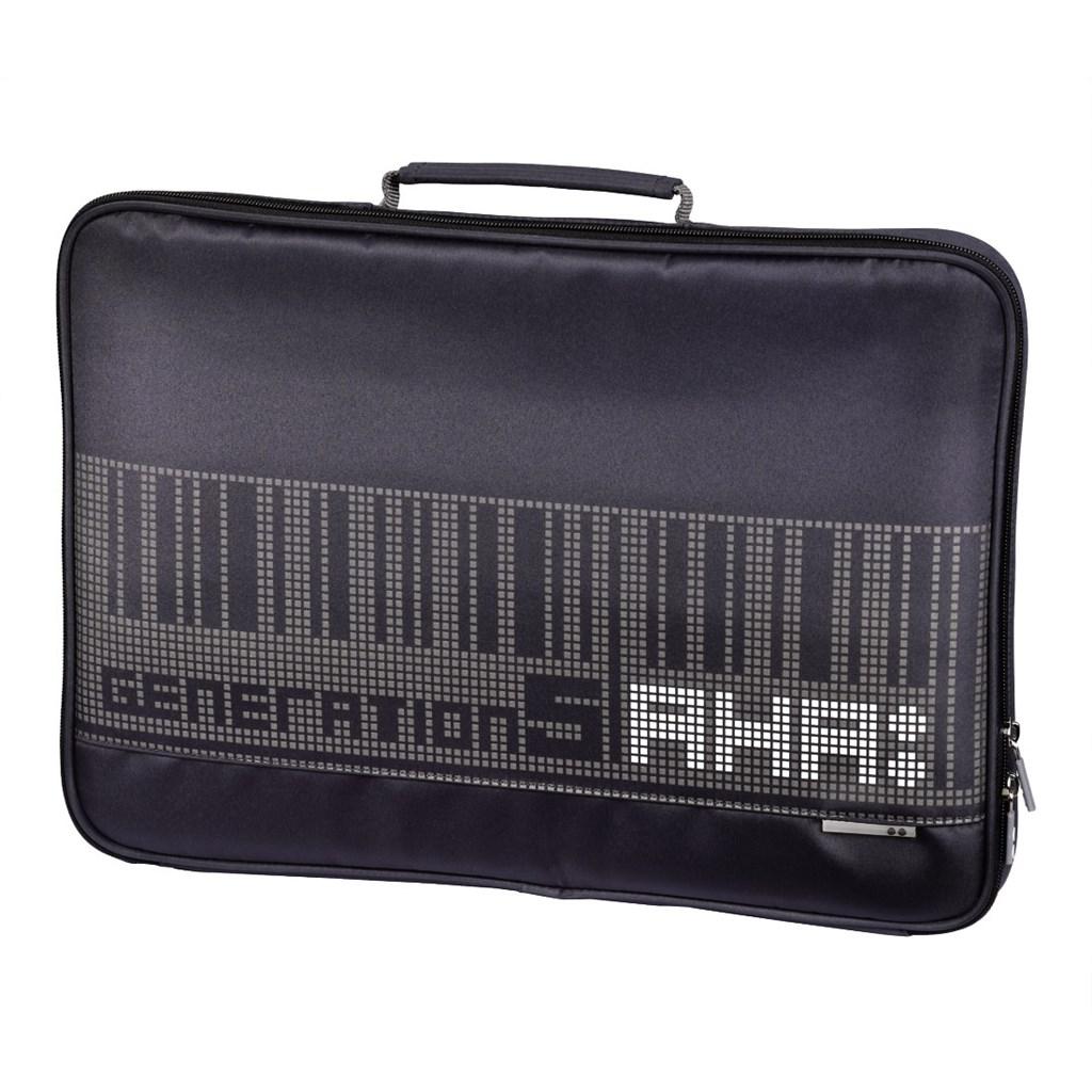 """Hama obal na notebook AHA """"Pixel"""", 44 cm (17.3""""), grafitově černá"""