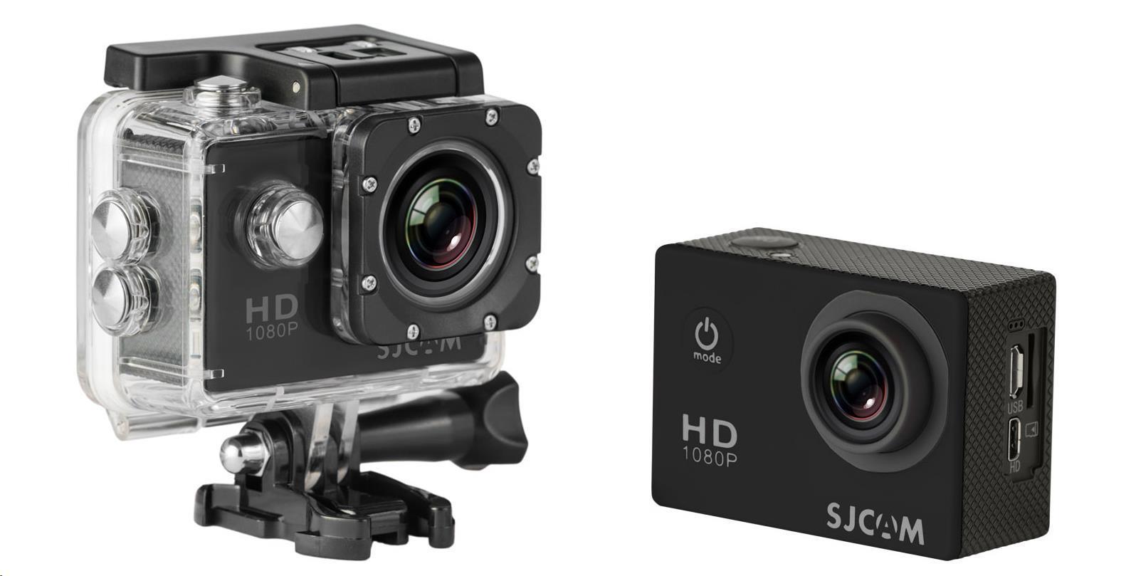 SJCAM SJ4000 akční kamera - Black