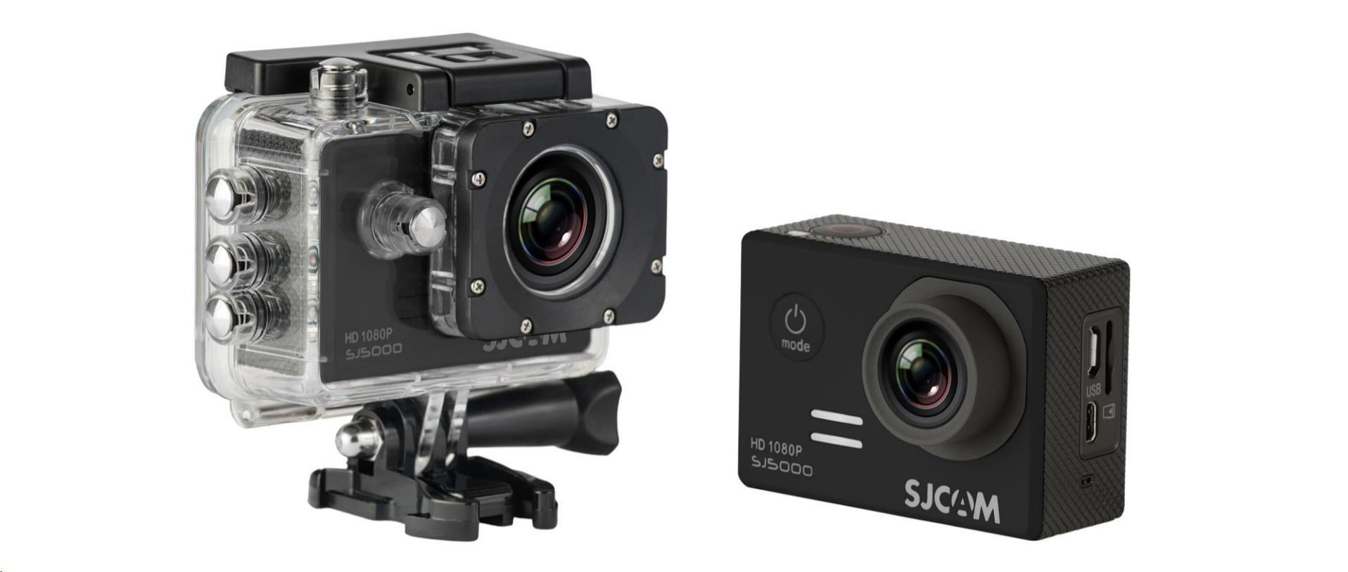 SJCAM SJ5000 akční kamera - Black