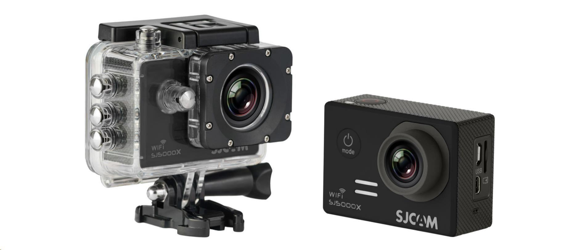 SJCAM SJ5000X Elite akční kamera - Black