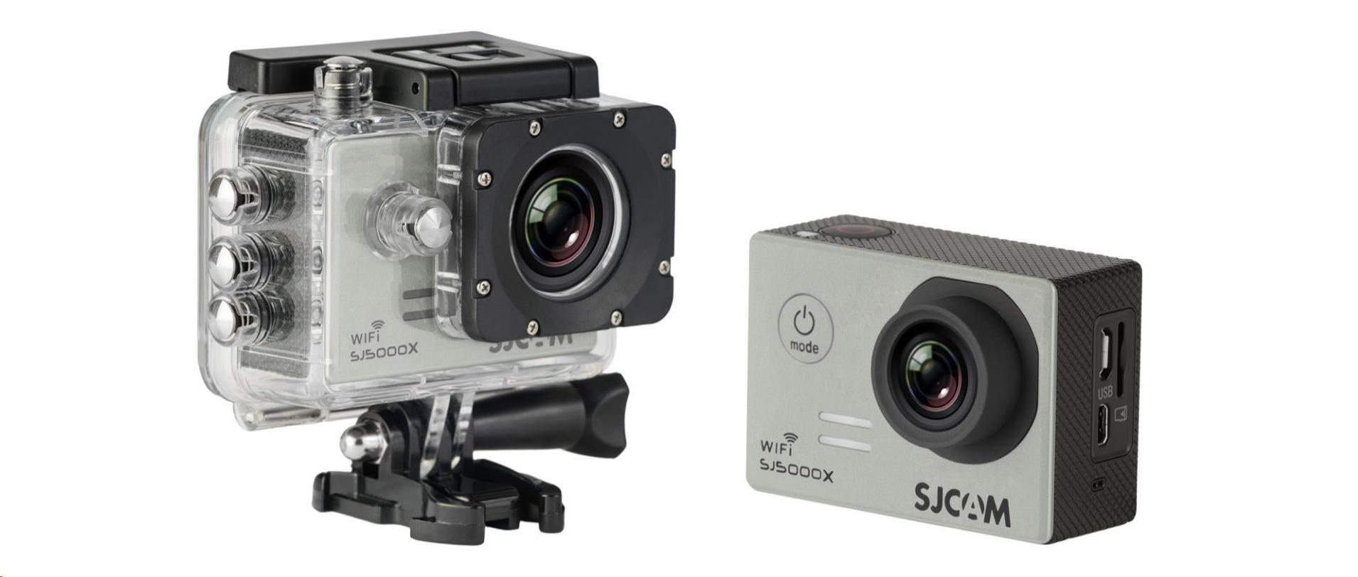 SJCAM SJ5000X Elite akční kamera - Silver