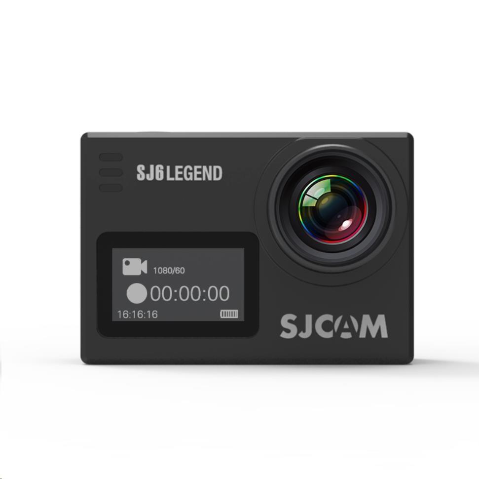 SJCAM SJ6 Legend akční kamera - Black