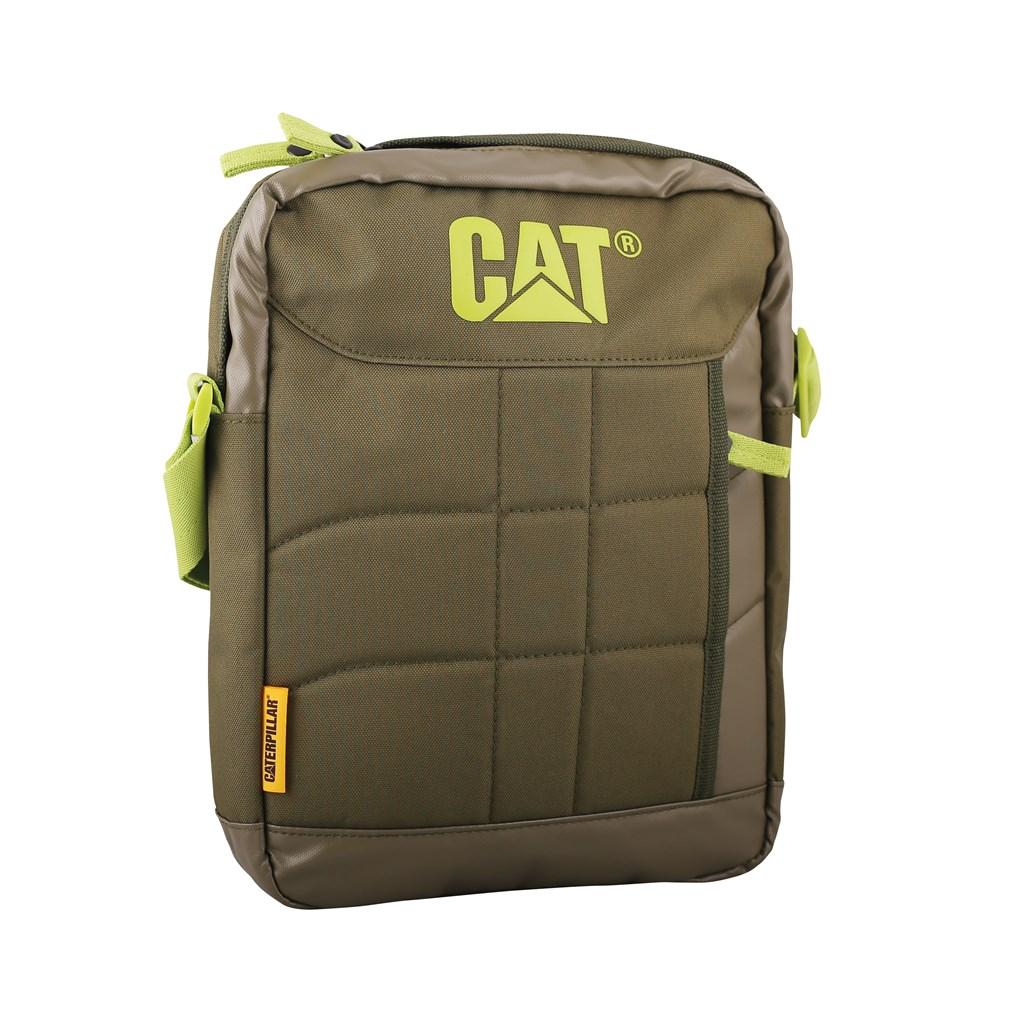 CAT brašna přes rameno Milenial RYAN, zelená/limetka
