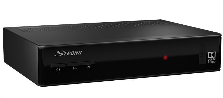 STRONG SRT7502 HD satelitní přijímač, exkluzivní HD satelitní přijímač pro Skylink