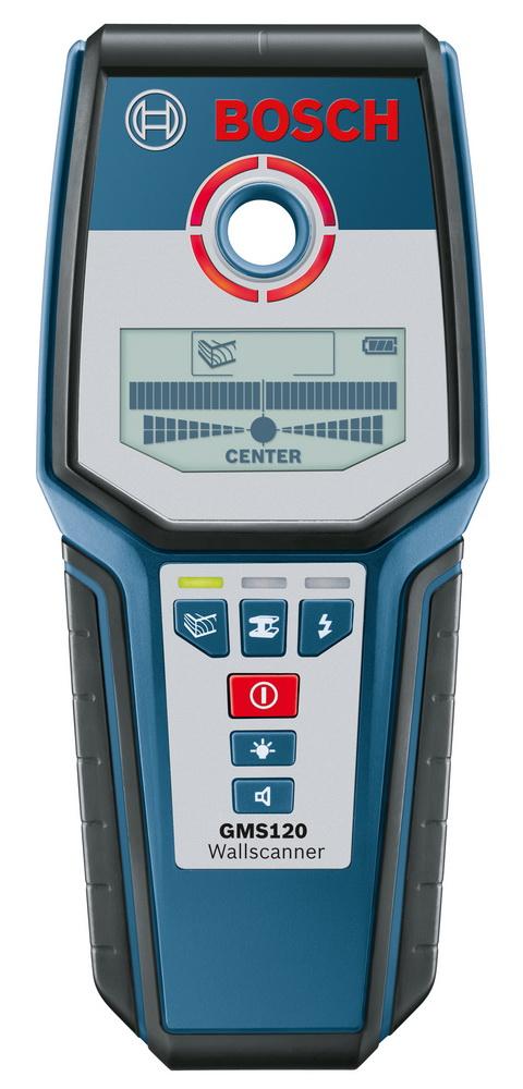 Detektor GMS120