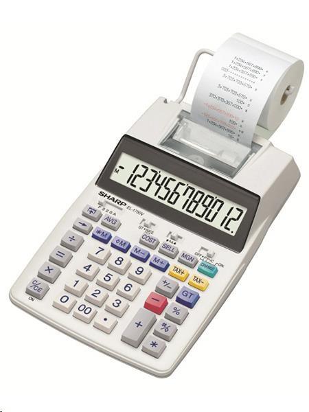 SHARP kalkulačka - EL-1750V