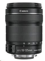 Canon EF-S 18-135mm f/3.5-5.6 IS STM + EW-73B + LC KIT