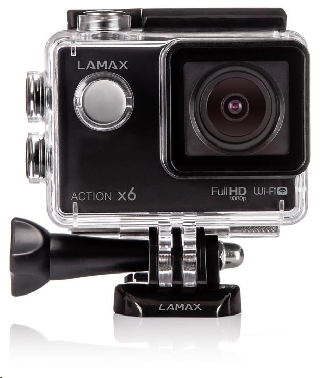 Lamax Action X6 - kamera / bazar - repas