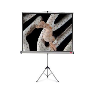 Projekční plátno NOBO se stativem 175x133cm (4:3), ?220cm - Poškozený BOX