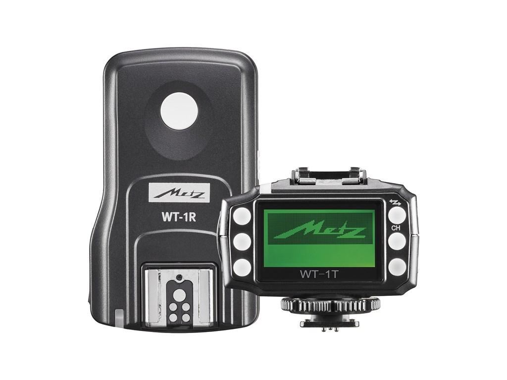 METZ Wireless Trigger WT-1 KIT pro Nikon, rádiový systém komunikace