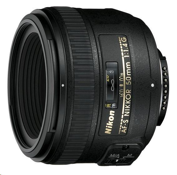 NIKON 50mm f1.4 G AF-S Nikkor